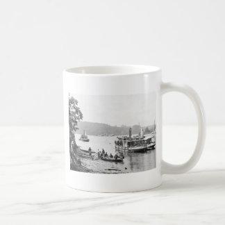 Deep Bottom, 1864 Coffee Mug