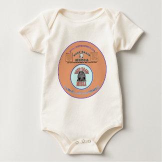 Deep Brain Media Baby Bodysuit