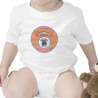 Deep Brain Media Baby Bodysuits