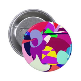 Deep 2 Inch Round Button