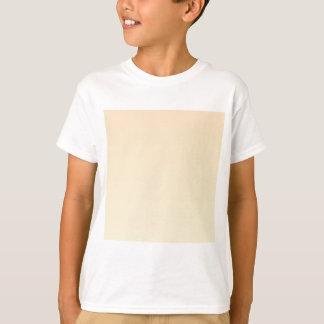 Deep Champagne to Vanilla Horizontal Gradient T-Shirt