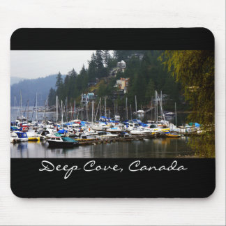 Deep Cove, North Vancouver, Canada Mouse Pad