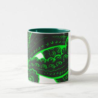 Deep Creature mug side