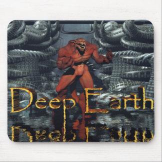 Deep Earth Mouse Pad