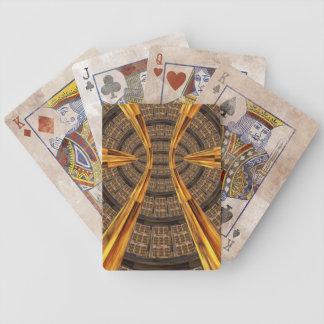 Deep ego trip playing cards