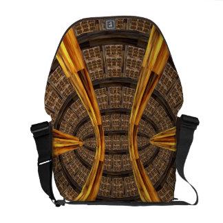Deep ego trip Rickshaw Messenger Bag