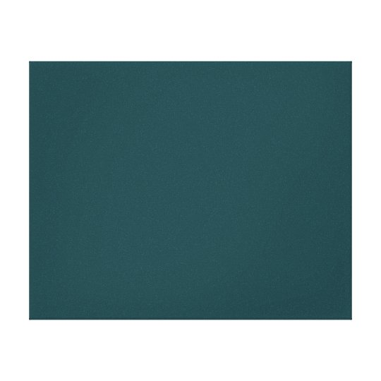 Deep Emerald Green Solid Trend Color Background Canvas Print Zazzle