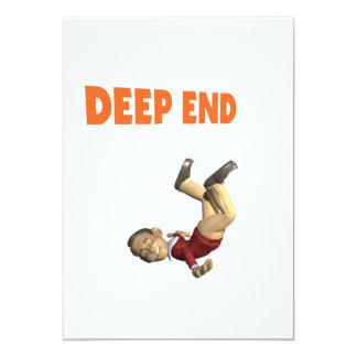 Deep End Card