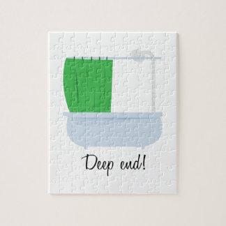 Deep End Jigsaw Puzzle