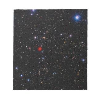Deep Field Image Galaxy Supercluster Abell 901 902 Scratch Pads