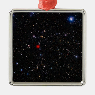 Deep Field Image Galaxy Supercluster Abell 901 902 Christmas Ornaments