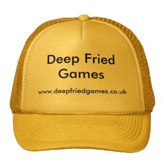 Deep Fried Games Hat