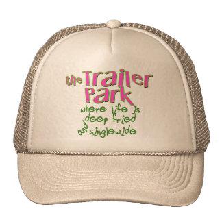 Deep Fried Singlewide Trucker Hat