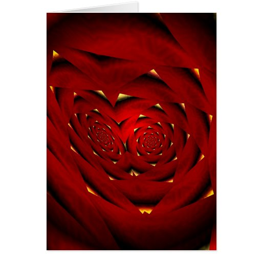 deep from the heart card