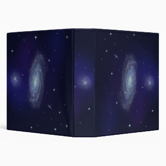 Deep galaxy binder