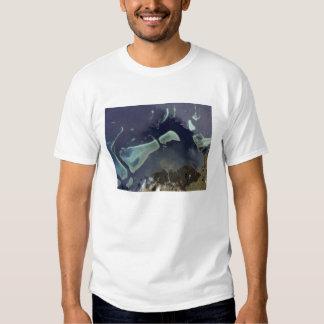 Deep green forest on land T-Shirt