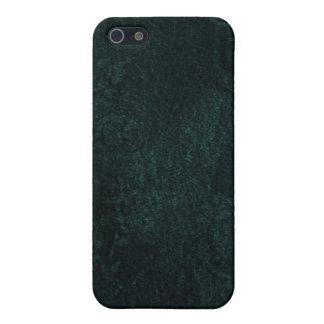 Deep Green Velvet iPhone SE/5/5s Cover