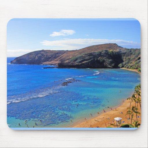 Deep Hanauma Bay, Honolulu, Oahu Mouse Pad