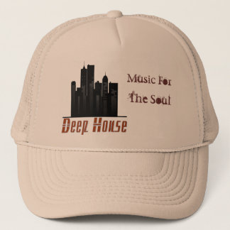 deep house, Music For, The Soul Truckers Cap