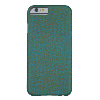 DEEP IN A FORREST IN THE ELEVENTH UNIVERSE BARELY THERE iPhone 6 CASE