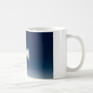 Deep in blue coffee mug