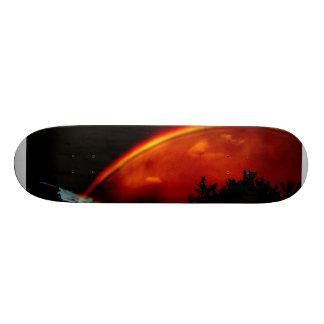 Deep in Space Skateboard