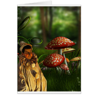 DEEP IN THE FOREST GREETING CARDS