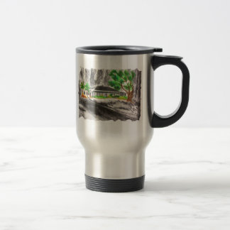Deep in The Forest Coffee Mug