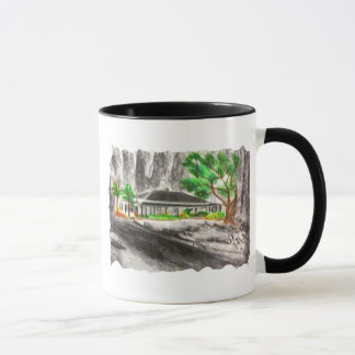 Deep in The Forest Mug
