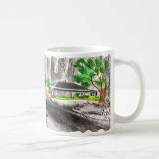 Deep in The Forest Mugs