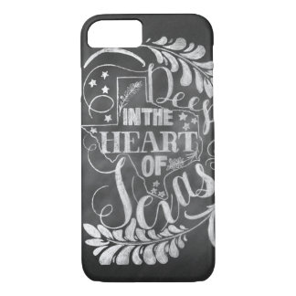 Deep In The Heart Of Texas iPhone 8/7 Case