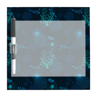 Deep in the Ocean Dry Erase Whiteboards