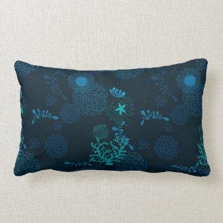 Deep in the Ocean Lumbar Pillow