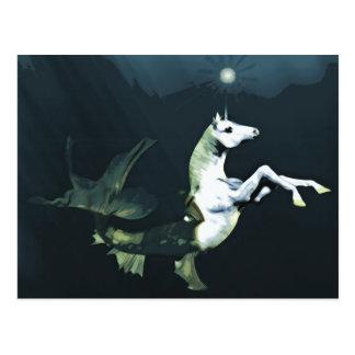 Deep in the Sea Postcard