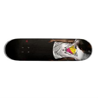 deep inside skateboard