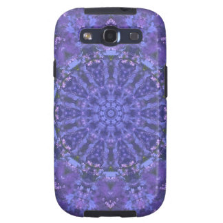 Deep into the sea: Mandala/ fractals Samsung Galaxy SIII Covers