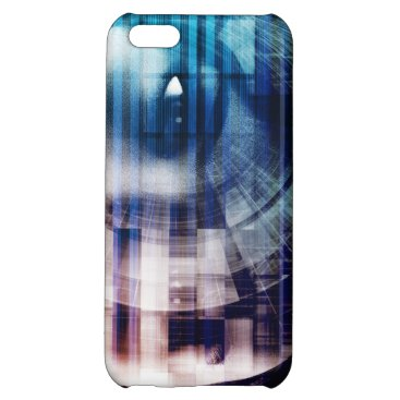 Deep Learning and Machine Artificial Intelligence Case For iPhone 5C
