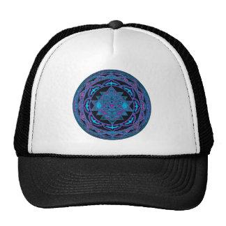 Deep Meditation Mandala Yantra Hat