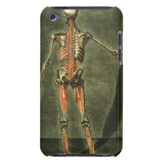 Deep Muscular System of the Back of the Body, plat Case-Mate iPod Touch Case