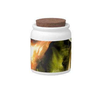 Deep Mystical Candy Jars