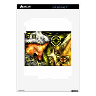 Deep Mystical iPad 2 Skin