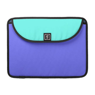 Deep Ocean Blue MacBook Pro Sleeve 13