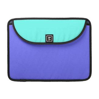 Deep Ocean Blue MacBook Pro Sleeve 13