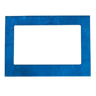 Deep Ocean Blue Magic Magnetic Photo Frame