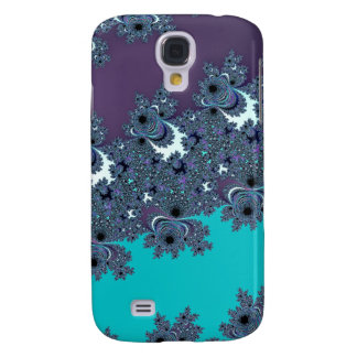Deep Ocean Fractal Design Samsung Galaxy S4 Cover