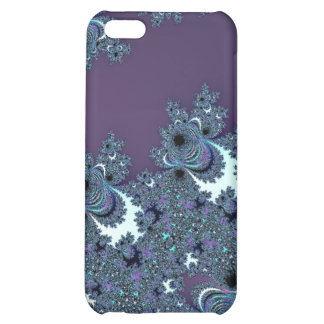 Deep Ocean Fractal Design Cover For iPhone 5C