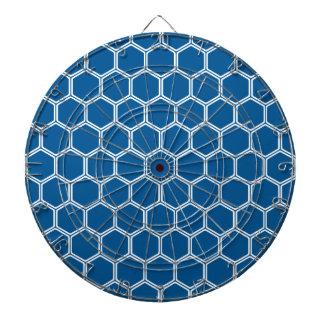 Deep Ocean Hexagon 1 Dart Boards