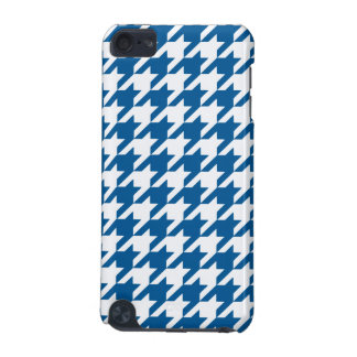 Deep Ocean Houndstooth 1 iPod Touch 5G Cover