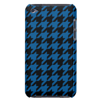 Deep Ocean Houndstooth 2 iPod Touch Case-Mate Case