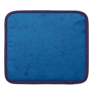 Deep Ocean Papyrus iPad Sleeve